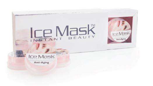 Ice Mask™ Anti-Aging mit Aloe Vera & Vitamin C