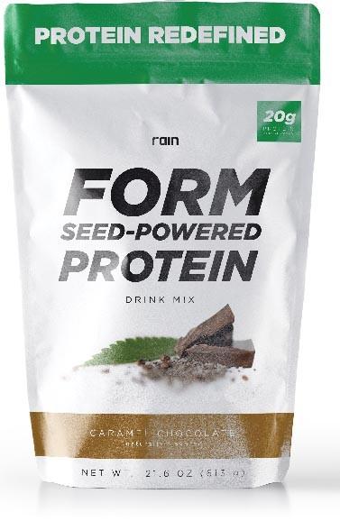 FORM, pflanzliche Proteine, Caramell Geschmack